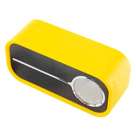 Колонка желтая